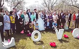 Свадебные ролики в Алматы от от BestMovie